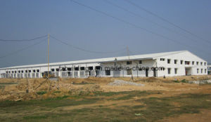 Wide Use Steel Structure Fabrication Workshop Layout pictures & photos