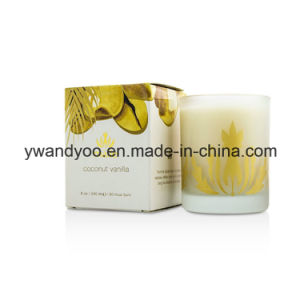 Luxury Thick Bottom Glass Jar Candle Scented pictures & photos