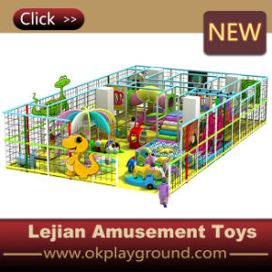 China Indoor Playground Type And Plastic Playground Material Kids - Type of house for kids