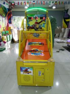 Deluxe Basketball Game Machine Amusement Equipment China Manufacturer (MT-1029) pictures & photos