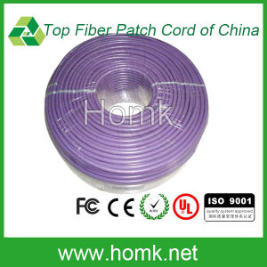 Indoor Om4 Fiber Optic Cable pictures & photos