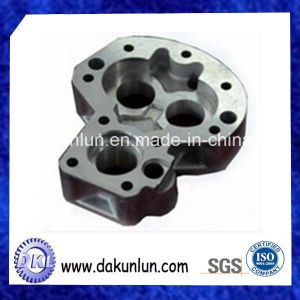 CNC Turning Customized Non-Standard Hole Metal Parts pictures & photos