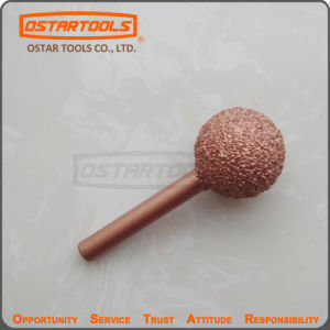 Carbide Buffing Wheel Sphere Burr Domed Contour Rasp for Tire Grinding pictures & photos