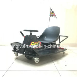 Electrica Powered 3 Wheeler Crazy Go Kart with 500W Motor pictures & photos