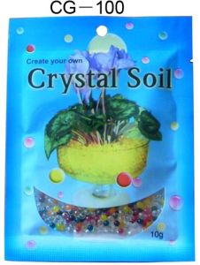 2016 Hot Selling Water Retaining Ball, Crystal Soil, Plant Soil, Will Be Expand More Than 10mm pictures & photos