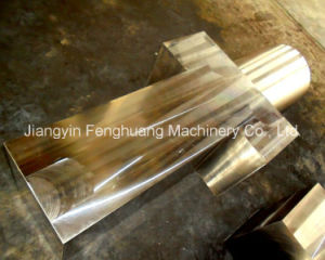 SAE4340 Forging Open Die Irregularity Shaft pictures & photos
