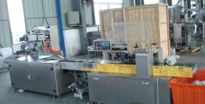 One Piece Wet Tissue Folding and Packaging Machine pictures & photos