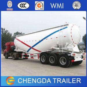 3 Axles 30cbm Cubic Meter Cement Silo Tanker Trailer pictures & photos
