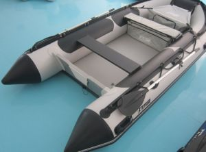 3.8m Family Use PVC Fishing Inflatable Rowing Boat pictures & photos