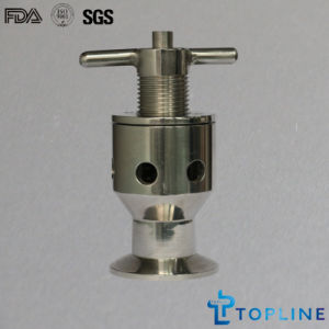Stainless Steel Sanitary Sample Valve pictures & photos