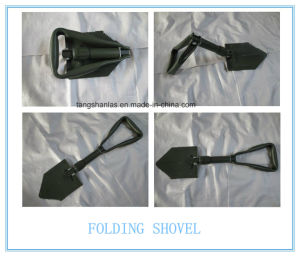 High Quality Agricultural Folding Shovel pictures & photos