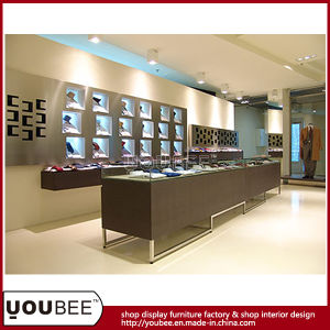 Fashion Shirt Display Fixtures/Showcase for Menswear Store Interior Design pictures & photos