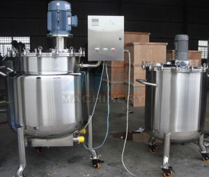 Stainless Steel Shampoo Storage Tanks with Heating & Mixing (ACE-JBG-CB) pictures & photos