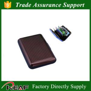 RFID Blocking Aluma Aluminum Business Card Holder Magic Wallet (LFC-9001) pictures & photos