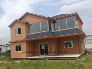 Fast Installation Modular Building/Mobile/Prefab/Prefabricated House