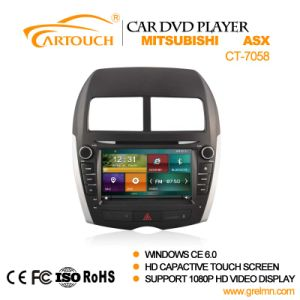 Touch Screen Car GPS Navigation System for Mitsubishi Asx
