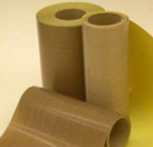 0.13mm Thickness PTFE Teflon Tape, Fiberglas Tape, Adhesive Tape pictures & photos