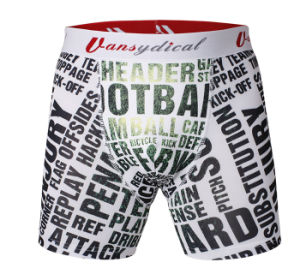 Compression Tights Shorts Letter Printing Sports Wear for Men (AKNK-1015) pictures & photos