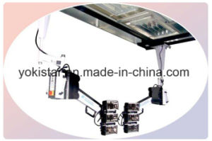 Overhead Moveable Shortwave Infrared Lamp Curing System with CE Certificate pictures & photos