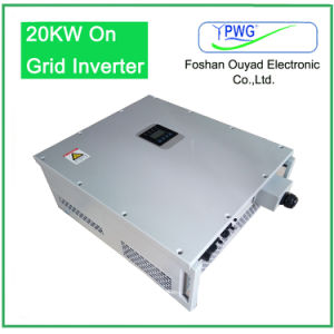 20kw on Grid Inverter/Grid Tie Inverter/Solar Inverter pictures & photos