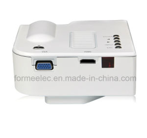 LCD Mini Digital Projector for Smart Phone Tablet PC pictures & photos