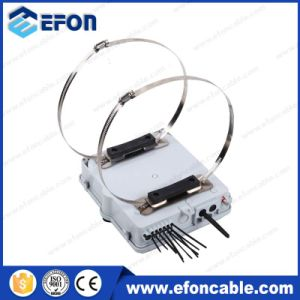ODF Waterproof 8 Core PLC Splitter Fiber Optic Distribution Box for Pole pictures & photos