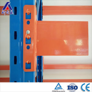 Steel Q235 Customized Pallet Rack with Wire Deck pictures & photos