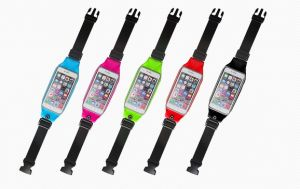 2016 New waterproof Running Sport Waist Bag Mobile Phone Pouch Wallet Case Belt Bag for iPhone 6/6s pictures & photos