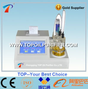 Petroleum Products Water Content Tester with LCD Color Screen pictures & photos