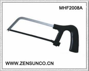High Quality Hacksaw Flat Hacksaw Frame with Plastic Handle pictures & photos