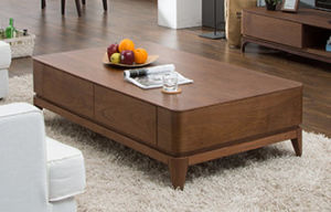 Wooden Coffee Table in Designer Look (GC16-12) pictures & photos