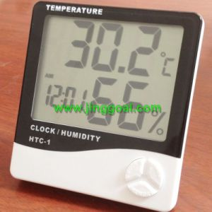 Digital Thermohygrograph pictures & photos