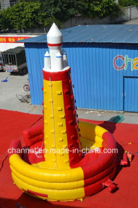 2016 New Design Inflatable Climbing Mountain Wall for Kid (CHSP308) pictures & photos
