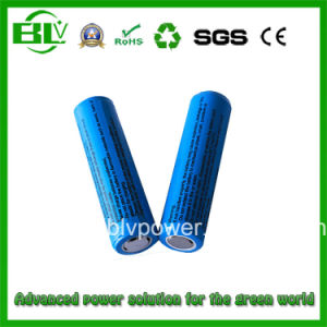 New 18650 Li-ion Battery 3.7V 2200mAh Rechargeable Battery pictures & photos