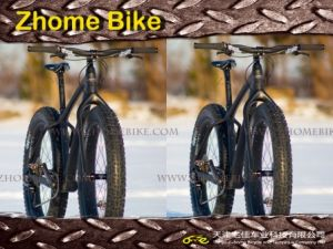 Bicycle/Carbon Fibre Fat Bike/Fat Snow Bicycle/Fat Beach Bike Fat Sand Bike Fat a/T Bike pictures & photos