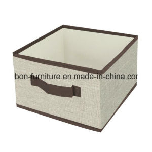 Foldable Cube Fabric Storage Box Cheap Price pictures & photos