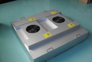 FFU Fan Filter Unit for Cleaning Purification Project