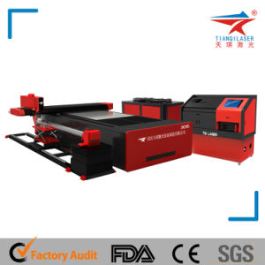 YAG Laser Cutting Machine for Steel Cutting (TQL-LCY500-0404) pictures & photos