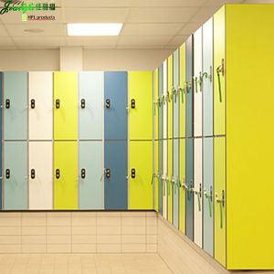 Jialifu Sutable for Sauna Room Colorful Locker pictures & photos