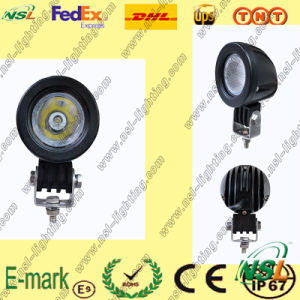 10W LED Work Light 2 Inch CREE Series 12V DC LED Work Light for Trucks pictures & photos