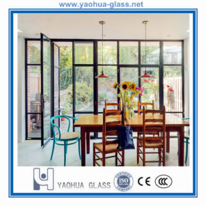 Ce Tempered Safety Glass Toughened Glass Printed Laminated Glass for Construction