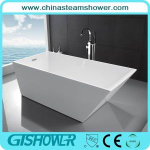 Cupc Acrylic Bathtub Free Standing (KF-735B) pictures & photos