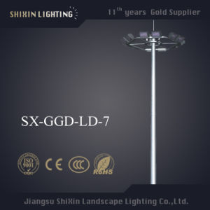 Newest 15m \18m\30m\35m LED High Mast Light pictures & photos