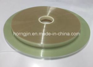 Transparent Polyester Tape Insulation Film Pet Mylar Electrial Tape Wrapping pictures & photos