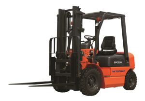 1ton to 4.5ton Diesel Forklift Truck with Chinese or Japanese Isuzu Engine pictures & photos