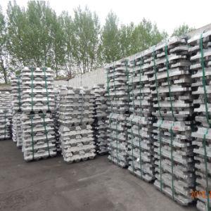 High Quality Pure Aluminum Ingot 99.7 A7 pictures & photos