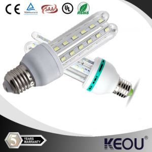 Energy Saving Lamp U Shape LED Corn Light Saso pictures & photos