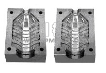 Oil Bottle Blowing Mould for Plastic Mould