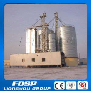 Best Sale Silo for Poultry Feed Raw Material Storage Silo pictures & photos