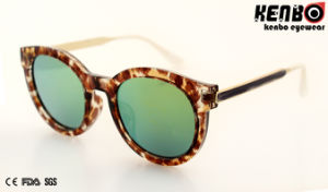 New Design Fashion Plastic Sunglasses for Accessory CE FDA Kp50873 pictures & photos